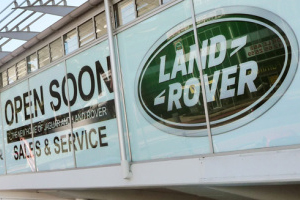 Land Rover Square