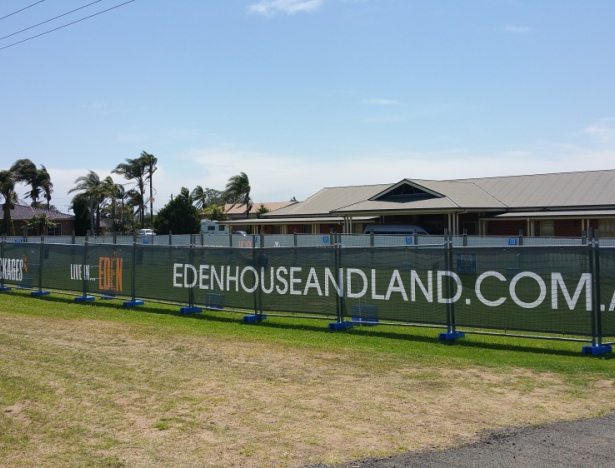 Eden House and Land